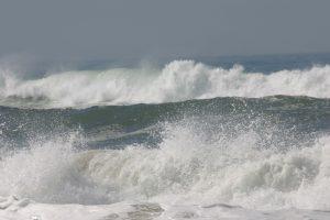 Atlantik-Welle,aufgenommen Vieux Boucau März 2006 von JJ.