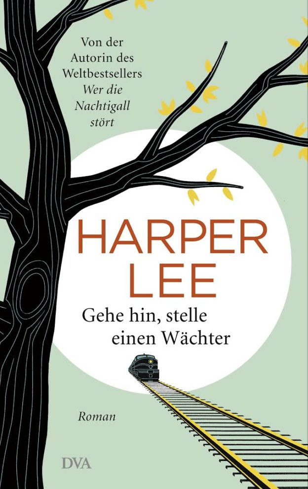 Cover von Harper Lees Go and set a watchman